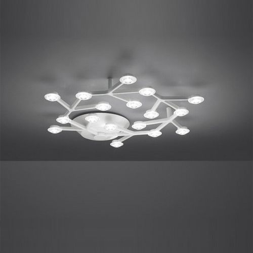 Led Net Circle Ceiling Light - Artemide