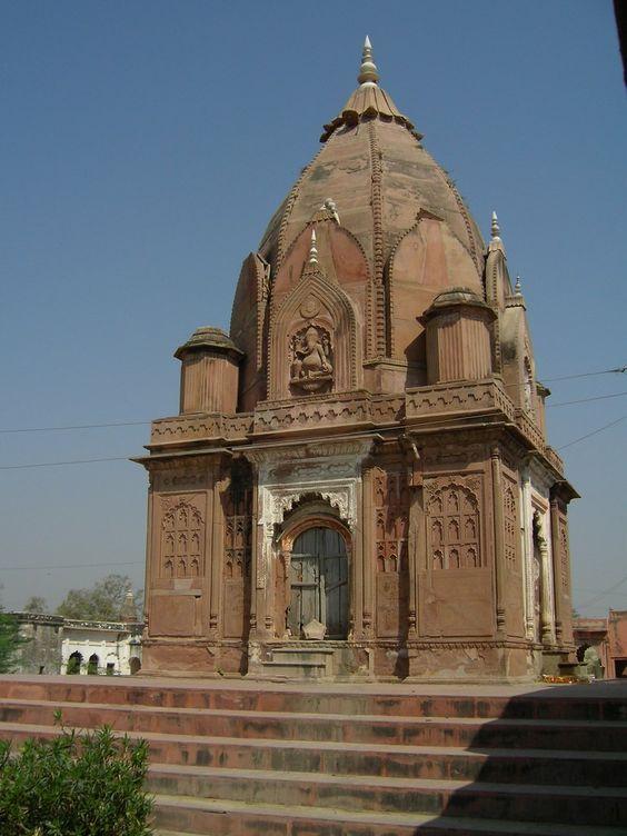 Shiva Temple at Bithur made by Peshwa Nana Saheb. Kanpur 12