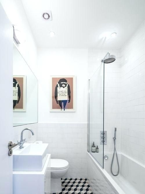 Houzz Small Bathroom Pros And Cons Of Having A Walk In Shower Half