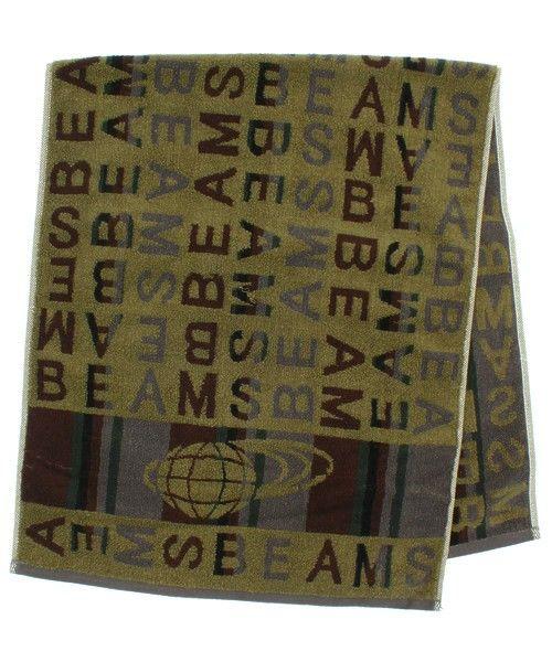 bpr BEAMS(雑貨)のBEAMS / CAMOカラーフェイスタオルです。こちらの商品はBEAMS Online Shopにて通販購入可能です。