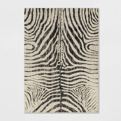 Zebra Stripe Woven Rug Opalhouse In