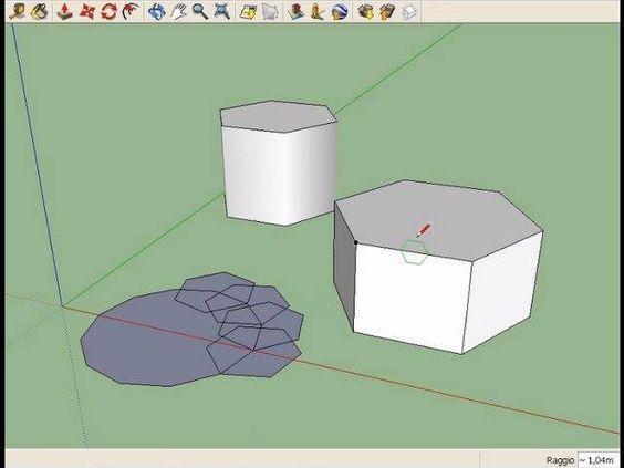 Creazione di cerchi e poligoni in Sketch Up 8 (con sottotitoli) - #Cerchio #Disegno #Esagono #NumeroSegmenti #Poligono #Redbaron85 #SketchUp #Sketchup #Snap #Videotutorial http://wp.me/p7r4xK-fq