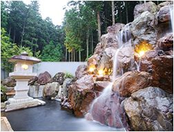 Information on hot springs