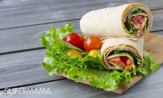 طريقة عمل ساندوتش البوريتو المشوي | سوبرماما