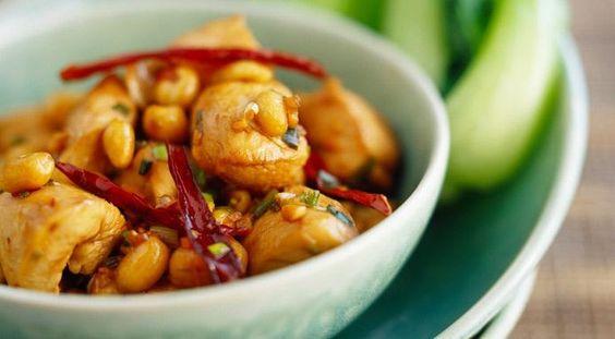 ... peanuts chicken recipes stir fry spicy meat kung pao chicken chicken