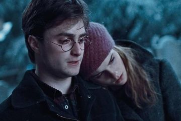 Kids who read Harry Potter have improved attitudes towards refugees and LGBT people - cute study to use to talk about correlation vs causation