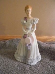Home interior victorian figurines