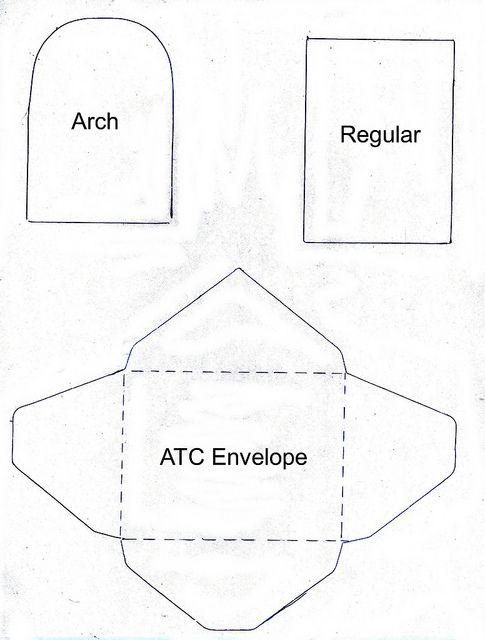 Envelope Template For Making Envelopes  Ideas At Home