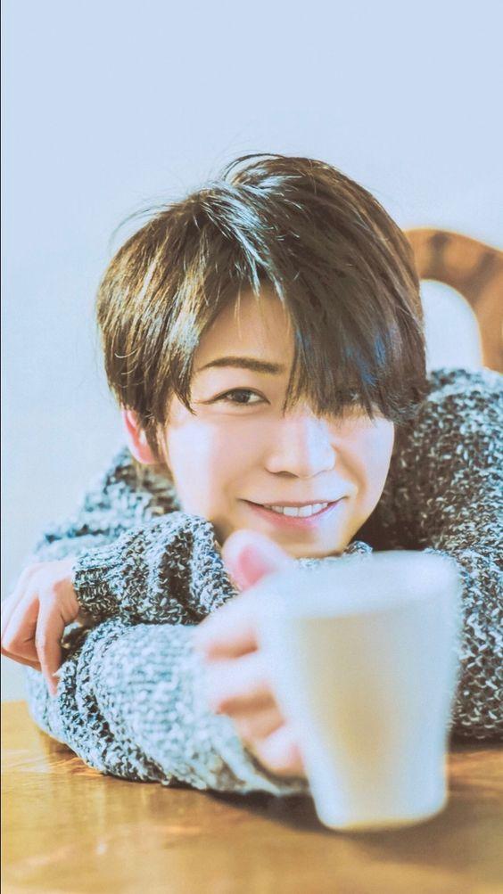 亀梨和也のコーヒーカップ