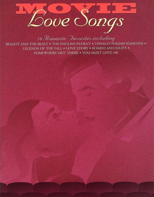 Movie Love Songs For Piano Solo In 2020 Love Songs Romantic