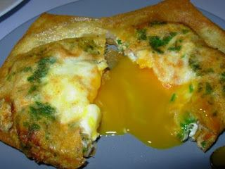 Mincir avec thermomix - Spécial régime DUKAN : Bricks aux œufs - DUKAN