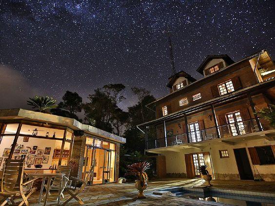 casa de campo Monte Verde