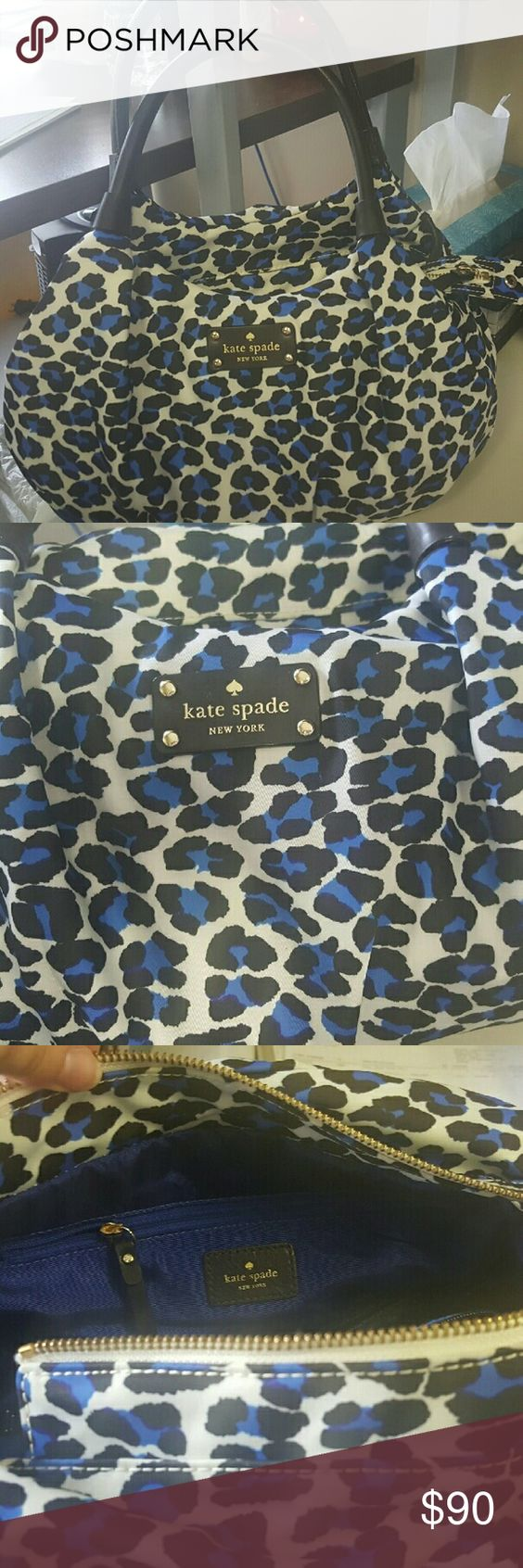 Kate Spade handbag New without tags..used once kate spade Bags Satchels