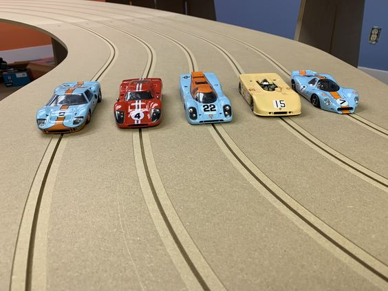 Pin By Leon Luke On Track Build Slot Car Tracks Slot Cars Scale Models