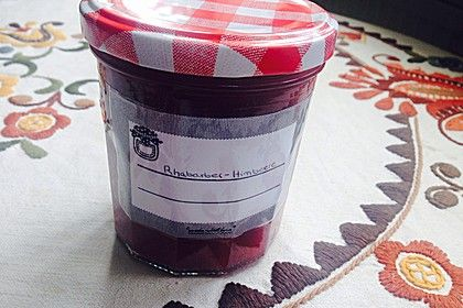 Rhabarber - Himbeer - Vanille - Marmelade, ein sehr schönes Rezept aus der Kategorie Frühling. Bewertungen: 50. Durchschnitt: Ø 4,6.