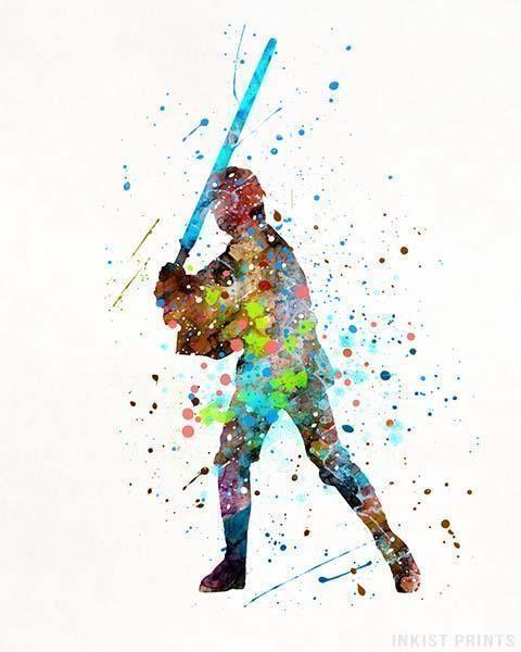A4 to A0 Framed Star Wars Han Solo Watercolour Nursery Decor Art Poster Print