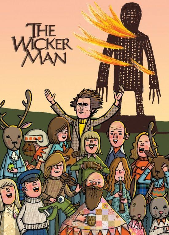 Wicker Man Final Cut Comparison Essay - image 7