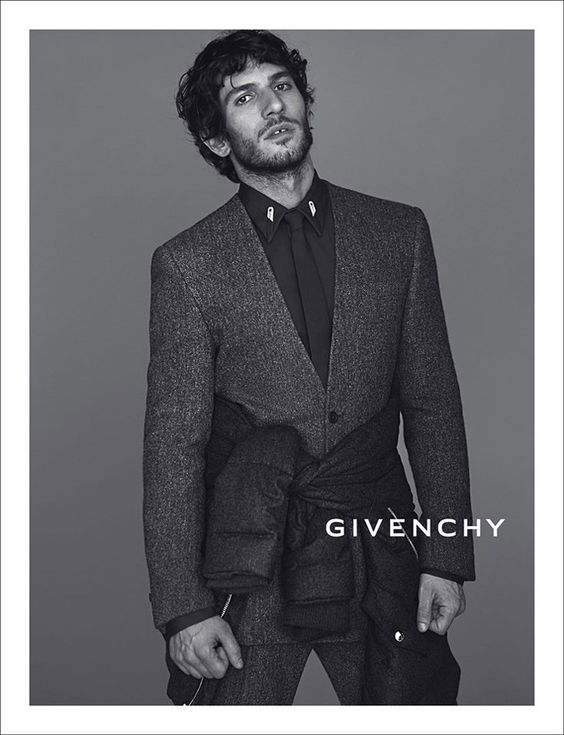 Givenchy Fall Winter 2013.14 by Mert & Marcus