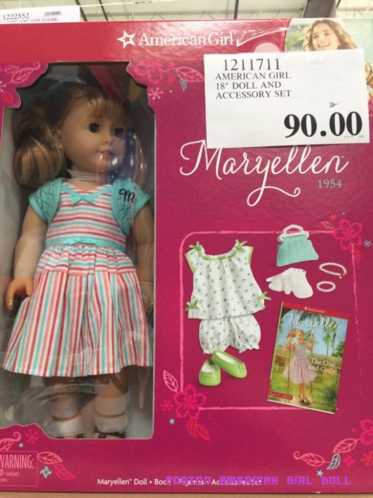 """American Girl 18"""" Doll Cloth Apron ONLY From Campus Snack Cart"""