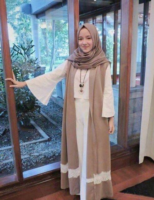 Model Baju Gamis Remaja Terbaru 2019 Wanita Baju Muslim Wanita Gaun Perempuan