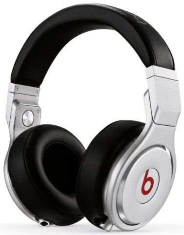 Beats Pro Over-Ear Headphone (Black): Home Audio & Theater