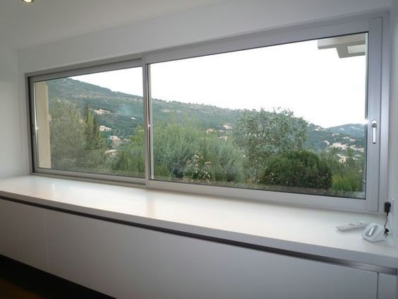 They Allow Passive And Secure Ventilation At The Turn Of A Handle Modern Window Design Modern Windows And Doors Tilt And Turn Windows