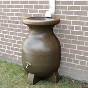 Amazon.com : The Canadian Year-Round Rain Barrel. : Patio, Lawn & Garden  $169 + $23 S&H