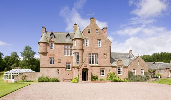Cringletie House - The Best Scottish Wedding Venues
