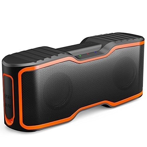 stereo bluetooth waterproof speakers wireless pairing amazon