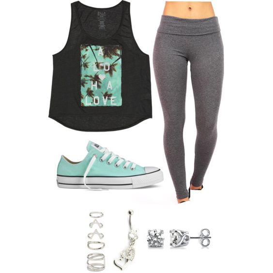 just bumin' out. by beaachbuum on Polyvore featuring polyvore, fashion, style, Billabong, Converse, BERRICLE and Forever 21