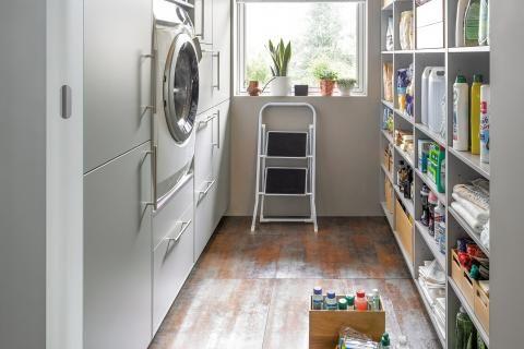 Hauswirtschaftsraum Mobel Und Ideen Zum Einrichten Schoner Wohnen Hauswirtschaftsraum Schoner Wohnen Wohnen