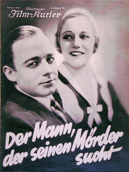 Jim, der Mann mit der Narbe (1931) - Heinz Rühmann DVD
