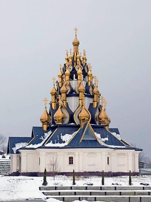Russia Travel Inspiration - Ust-Medveditskiy Spaso-Preobrajenskiy monastery. Volgograd, Russia.