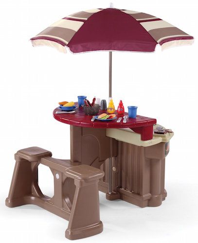 Save 49% on the Step2 Grill and Play Patio Cafe Set, Free Shipping!