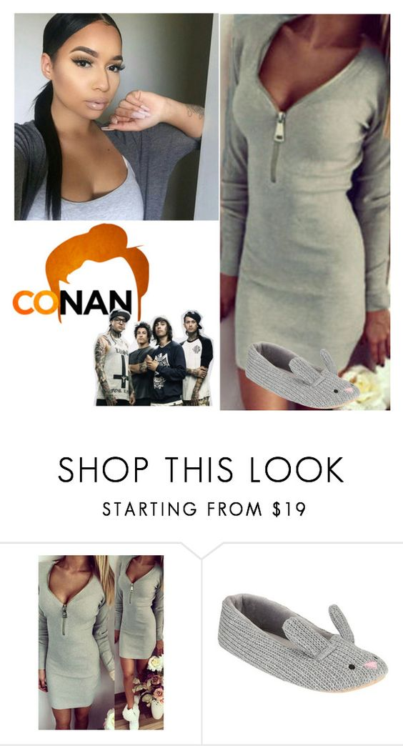 """""""Watching Conan To See Pierce The Veil ♡"""" by xxxburningcoldxxx ❤ liked on Polyvore featuring John Lewis"""