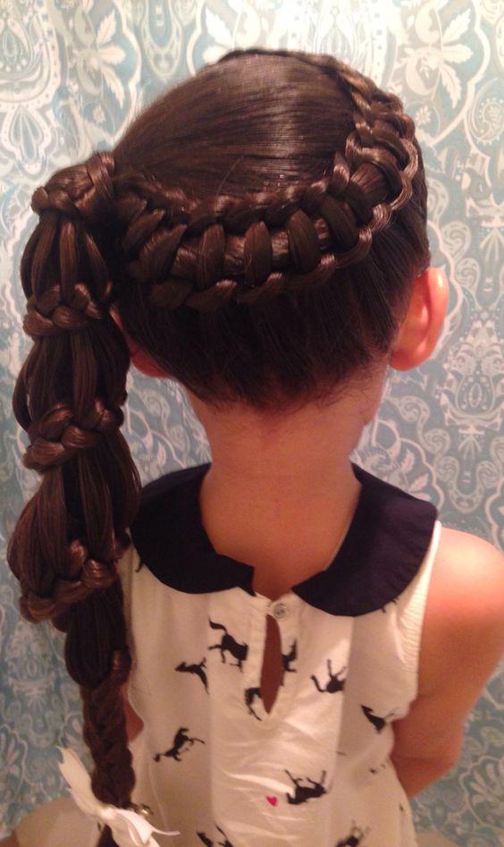 Cool Braids Hairstyles And Wraps On Pinterest Short Hairstyles Gunalazisus