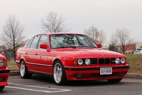 1991 BMW 525i E34