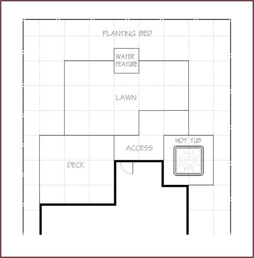 Garden Design Grid