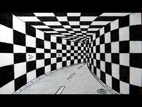 3d Tunnel Youtube Rajzok Rajz Kepek