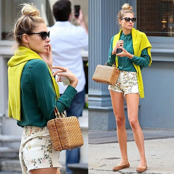 Verde e amarelo - Brazil