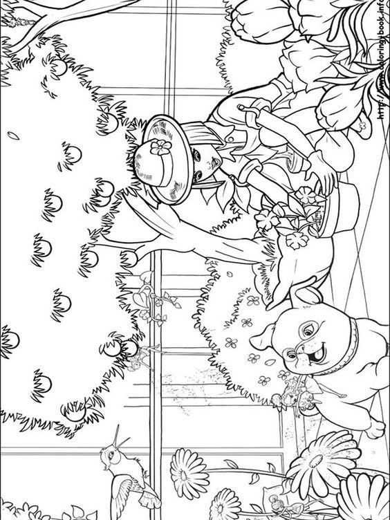 Printable Barbie Coloring Pages For Kids Free Coloring Sheets Barbie Coloring Puppy Coloring Pages Barbie Coloring Pages