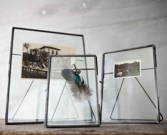 marco vintage danta de zinc