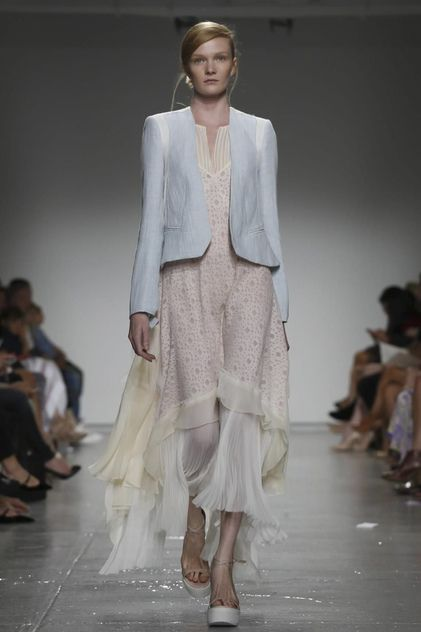 Rebecca Taylor Ready To Wear Spring Summer 2015 New York