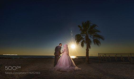 sunset by fatihbozdemir