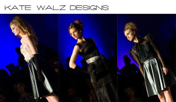 Fashion Design Designs by Kate Walz