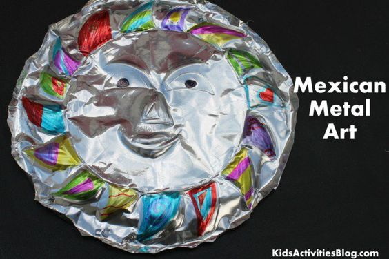 Arts crafts crafts and art kids on pinterest for Mexican arts and crafts for sale