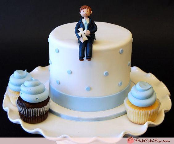 cute first communion cake!