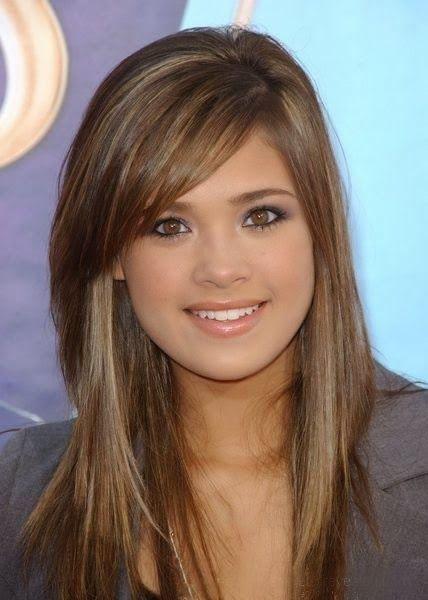 imagenes de cortes de pelo mujer con flequillo y media melena buscar con google