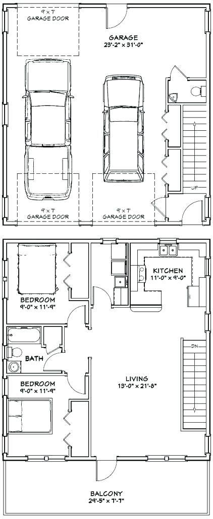 Floor Plan Garage Door Symbol Garage Apartment Floor Plans Garage Floor Plans Apartment Floor Plans