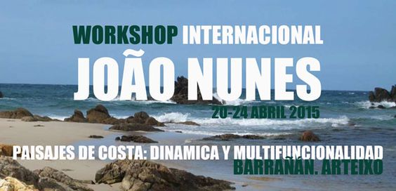 Workshop internacional con João Nunes